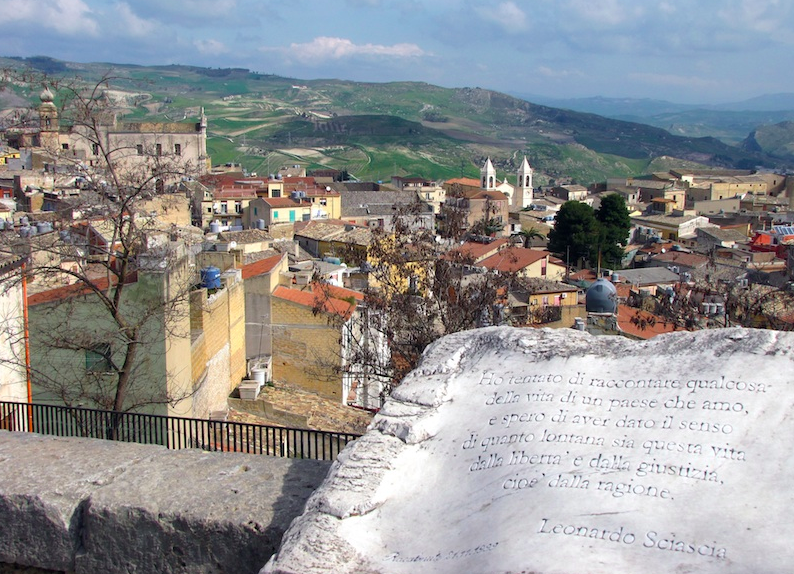 Seeking Sicily Scenic Shot