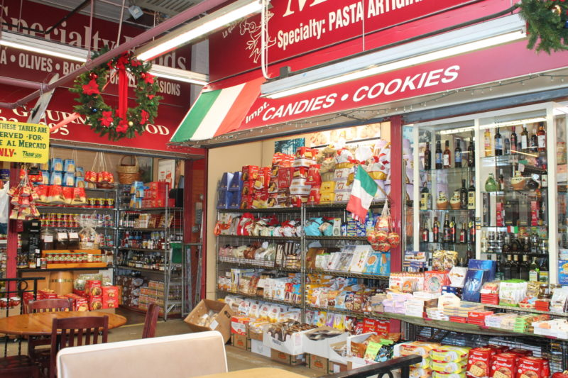 Arthur Avenue Bronx Indoor Marketplace