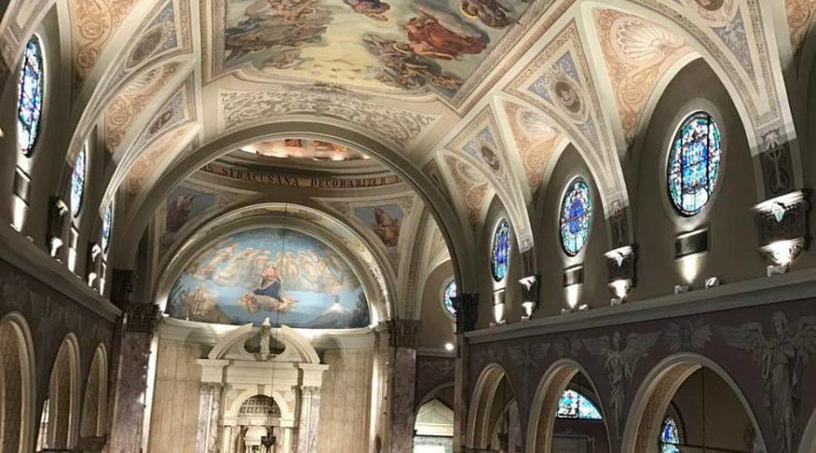 Italian Enclaves St Lucys Church