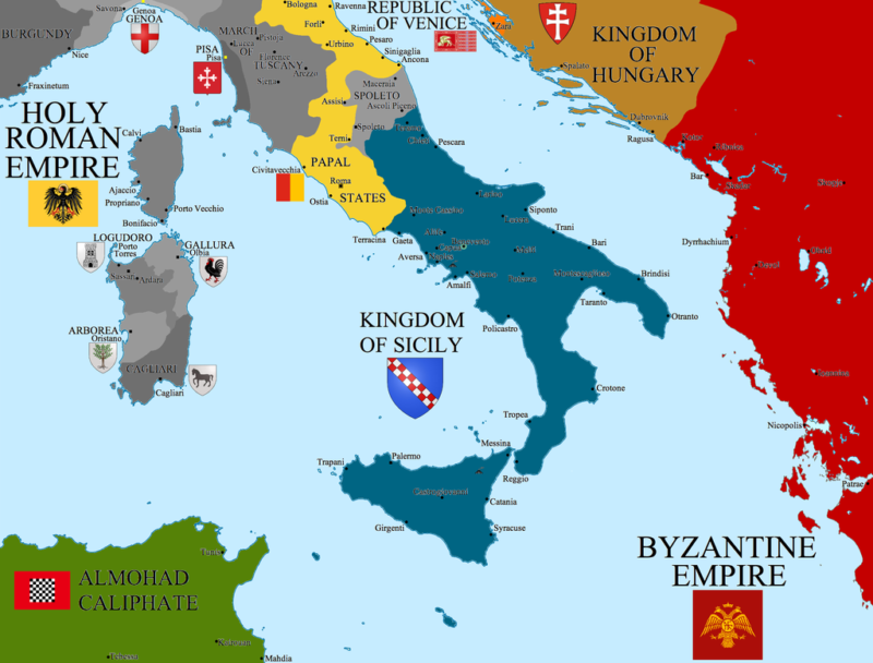 the kingdom of sicily